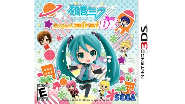 Best Buy Selected Video Games Sale Hatsune Miku: Project Mirai DX