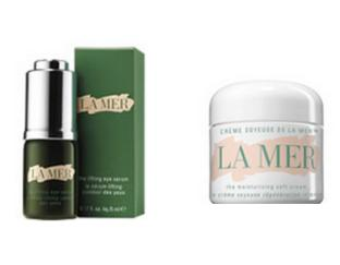 Free Duo Samples with Any Purchase over  $250 @ La Mer