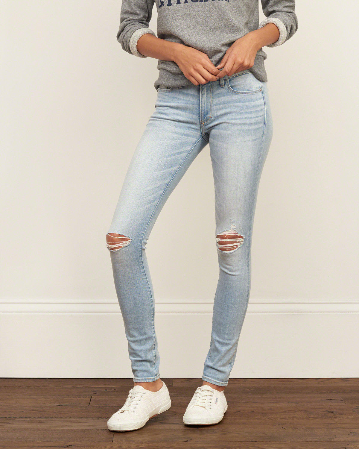 $39 Each All Jeans @ Abercrombie & Fitch