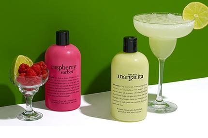 Free Shower Gel Duo with any $40 purchase @ philosophy