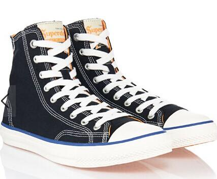 Trophy Series High Top Trainers @ Superdry