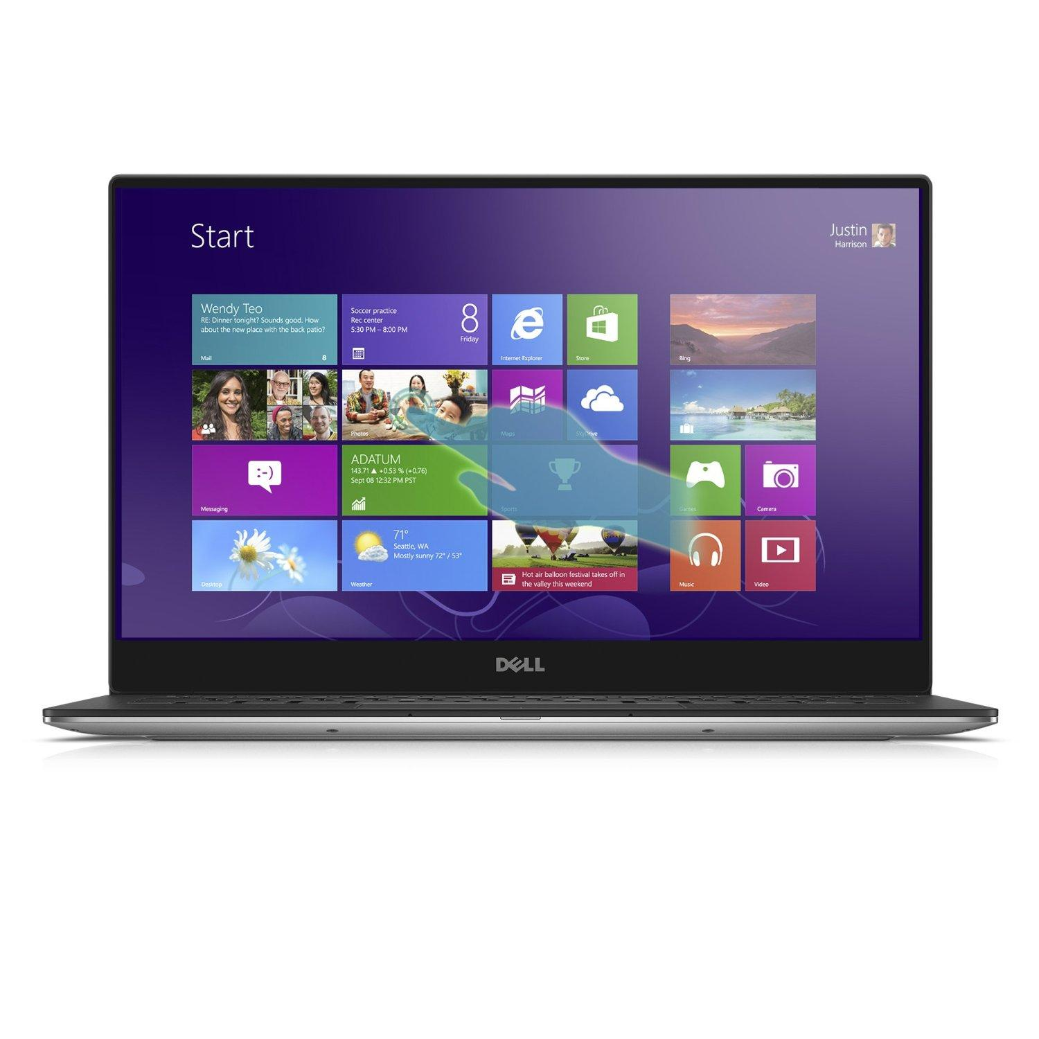 $1028.99 Dell XPS 13 13.3-Inch Touchscreen Laptop