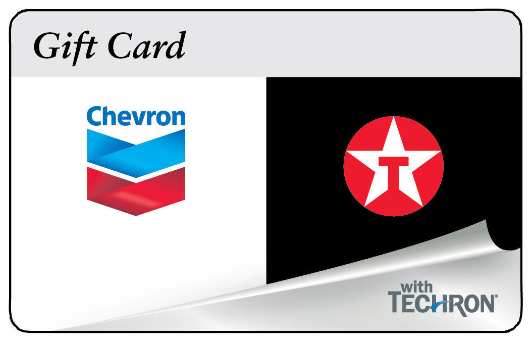 $100 Gas Gift Card