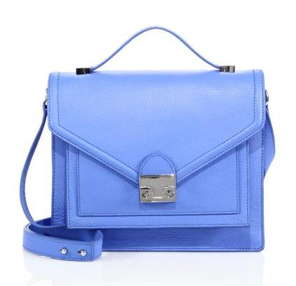 Loeffler Randall Rider Medium Leather Satchel @ Saks Fifth Avenue