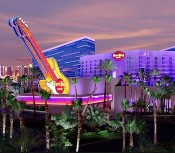 As Low As $39/Night Hard Rock Hotel in Vegas