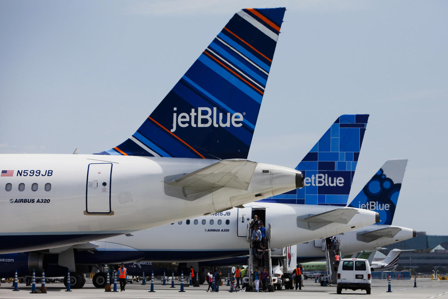 As Low As $67/RT Jetblue Airline Deals