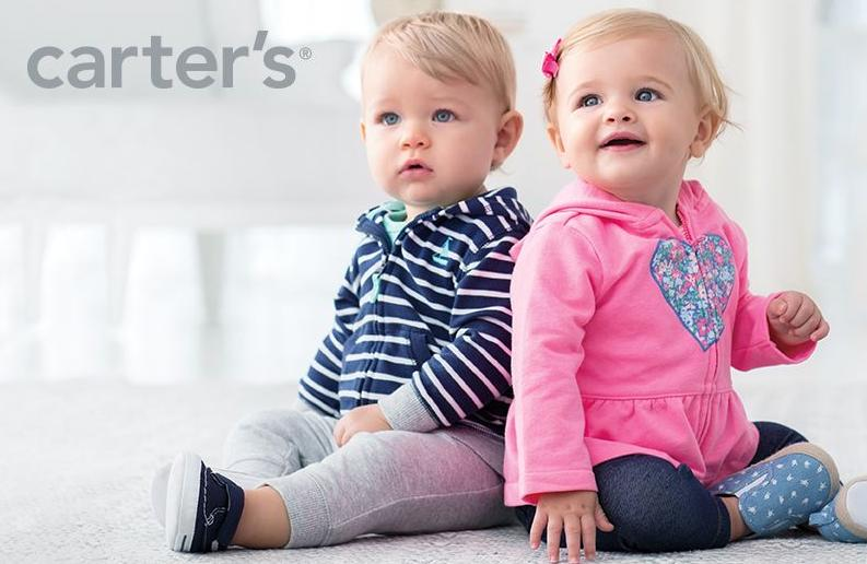 50% Off Baby Essentials @ Carter's