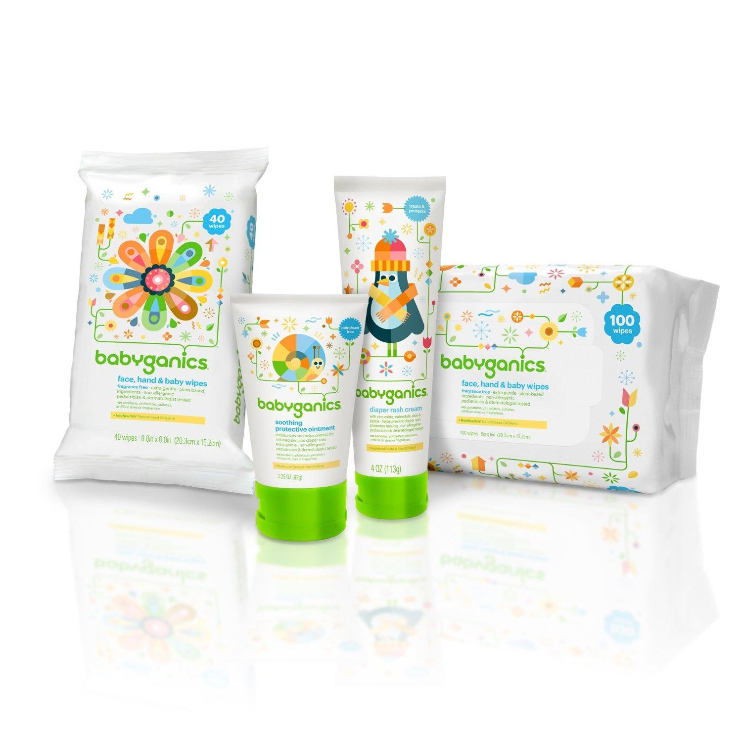 30% off + Extra 5% Off Selected Babyganics Products Sale @ Amazon.com