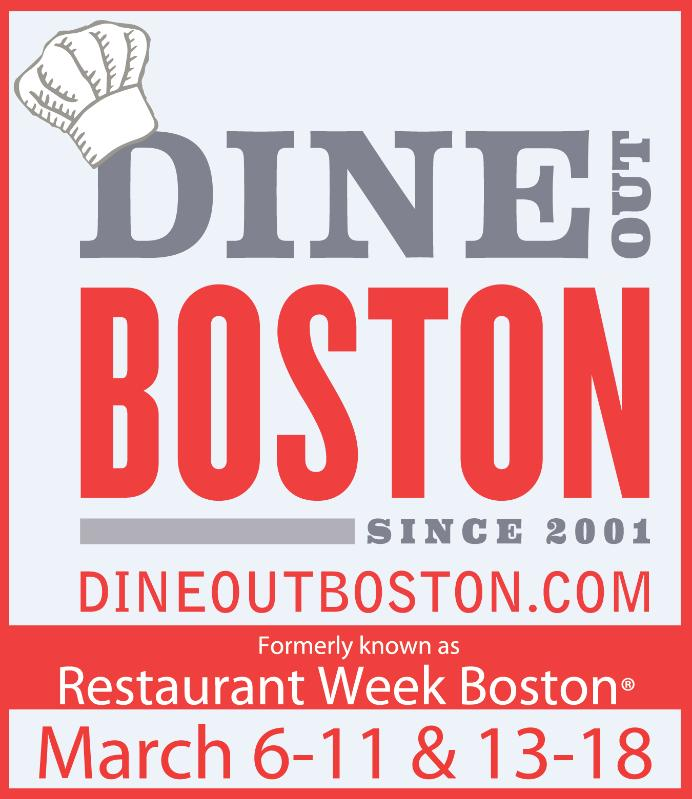 Spend $21 Get $5 BackDine Out Boston - Restaurant Week Boston