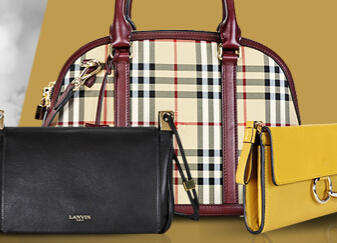 Up to 77% off Designer Handbag Sale Event @ JomaShop.com