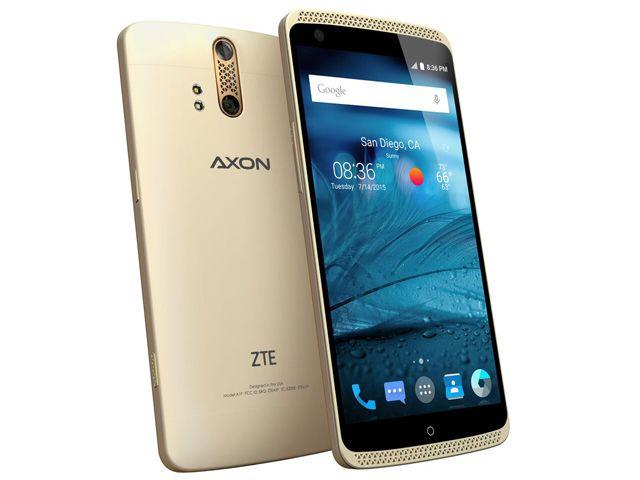 As low as $299.99 ZTE Axon Pro 5.5