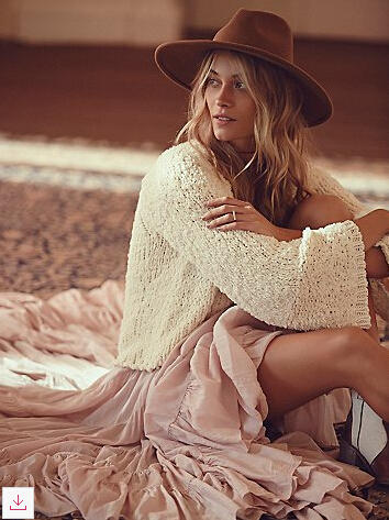 Up to 70% Off Select Sweaters @ Free People