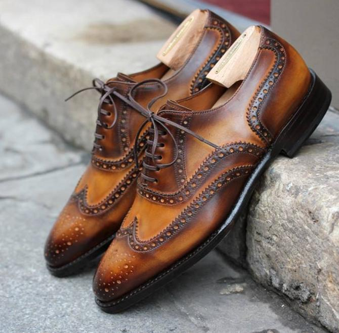 25% Off + Free Shipping Select Brogues Shoes Sale @ Allsole (US & CA)
