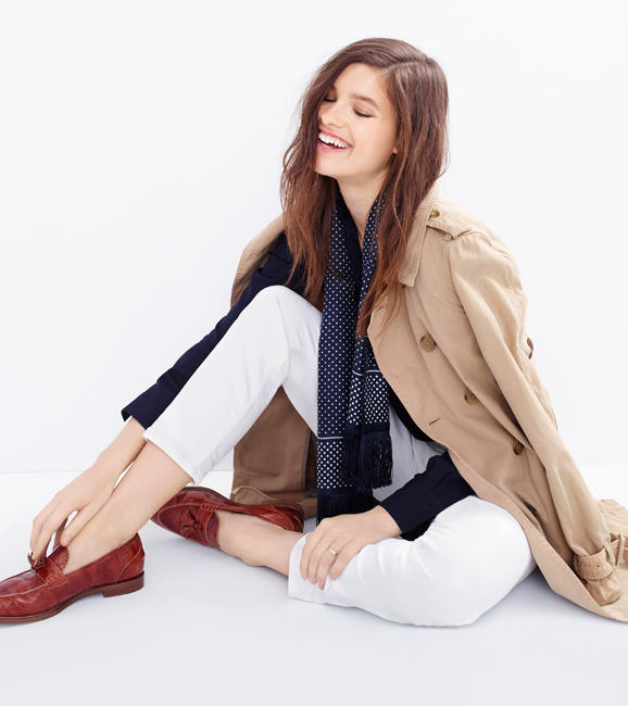 25% Off Select Spring Styles + Extra 30% Off  Sale Items @ J.Crew