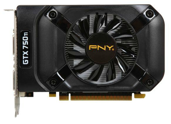 PNY GeForce GTX 750 Ti 2GB 128-Bit GDDR5 Video Card