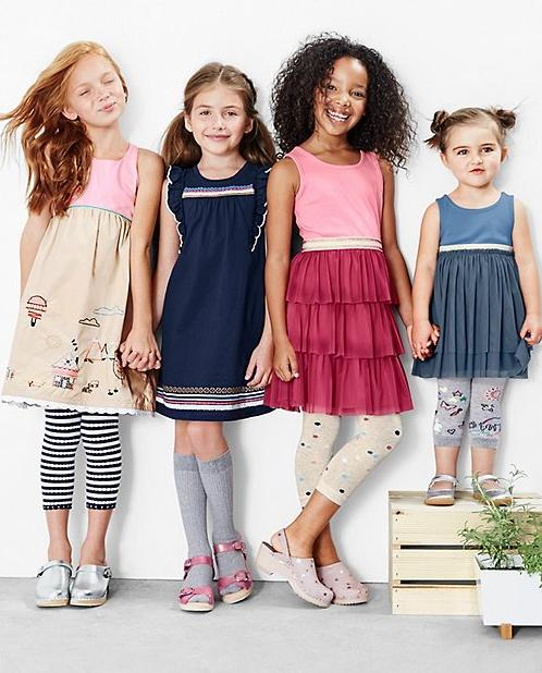 $24+Extra 20% Off Dresses @ Hanna Andersson