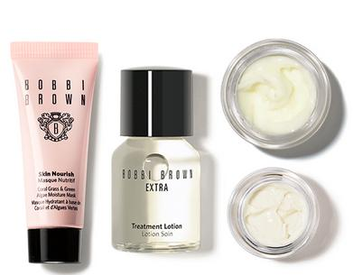 Free Mask Set with Any $75 Purchase @ Bobbi Brown Cosmetics