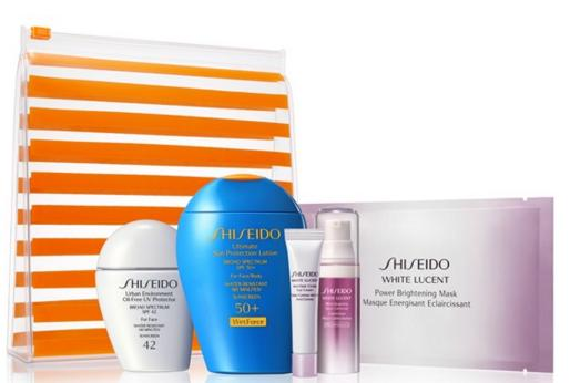$72 Shiseido 'Ultimate Sun Survival' Kit (Limited Edition) ($141 Value) @ Nordstrom