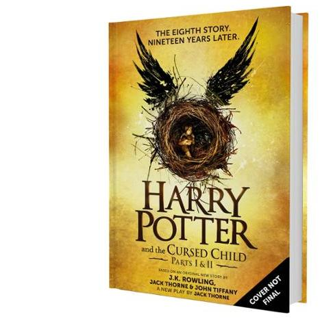 $17.99 Harry Potter and the Cursed Child: The Official Script Book of the Original West End Production Special Rehearsal Edition @ Walmart