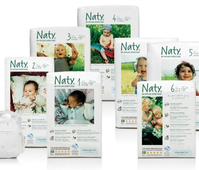 30% Off + Extra 20% Off Nature Babycare Eco-Diapers @ Amazon