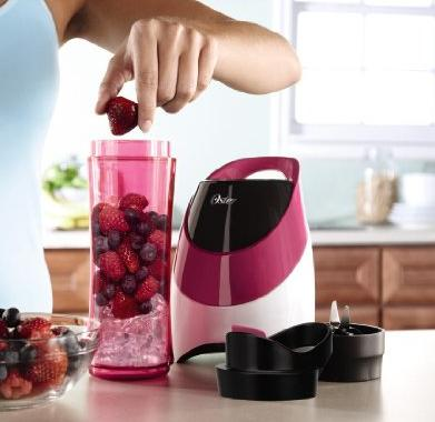 Oster BLSTPB-WPK My Blend 250-Watt Blender with Travel Sport Bottle @ Amazon