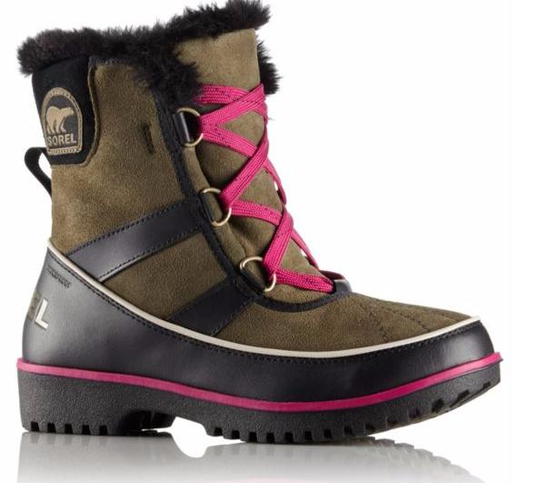 Sorel Women's Tivoli™ II Suede Boot