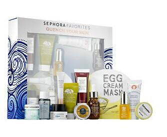 $48 ($148 Value) Sephora Favorites Quench Your Skin @ Sephora.com