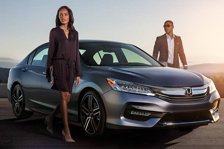 New Technologies 2016 Honda Accord