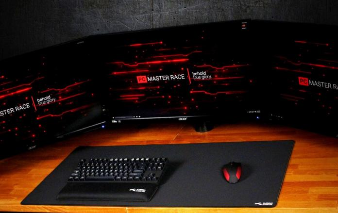 Glorious XXL Extended Gaming Mouse Mat / Pad - Large