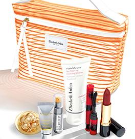 Free 7-Piece Gift($76 Value) with $34.5 Elizabeth Arden Purchase