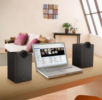 Philips Bluetooth 2.0 Multimedia Speakers