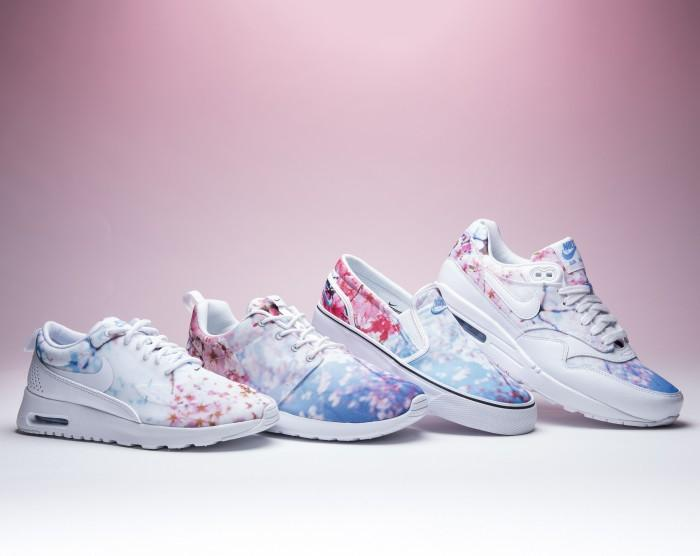 From $65 Nike Cherry Blossom Shoes @ Nordstrom