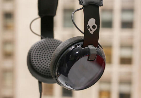 Skullcandy Grind TapTech On-Ear Headphones