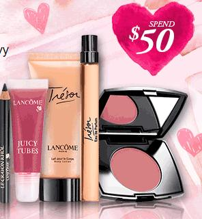 Up to 4 Dexlue Sample + Extra 15% Off with any $90 Purchase @ Lancome