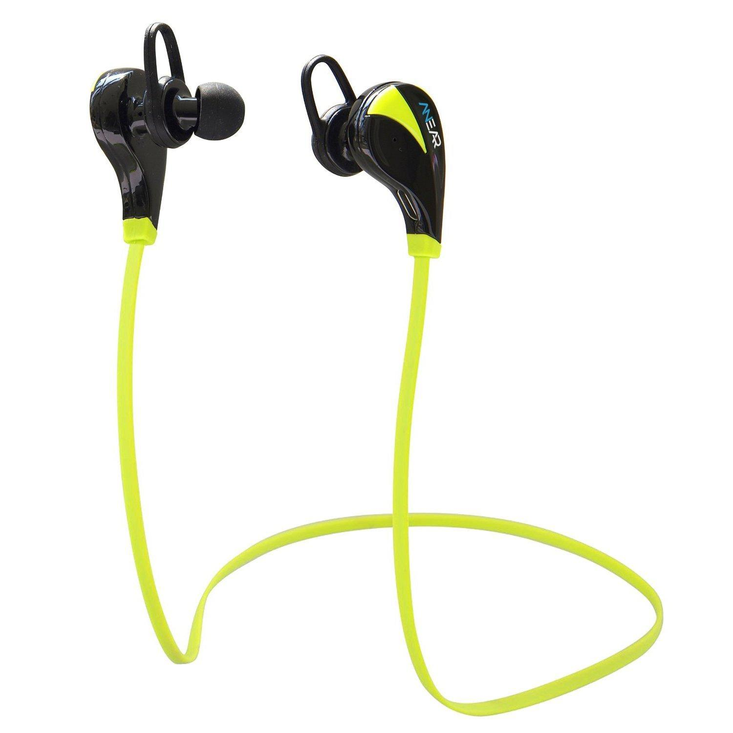 Anear Bluetooth Headphones Stereo Wireless Bluetooth Earbuds