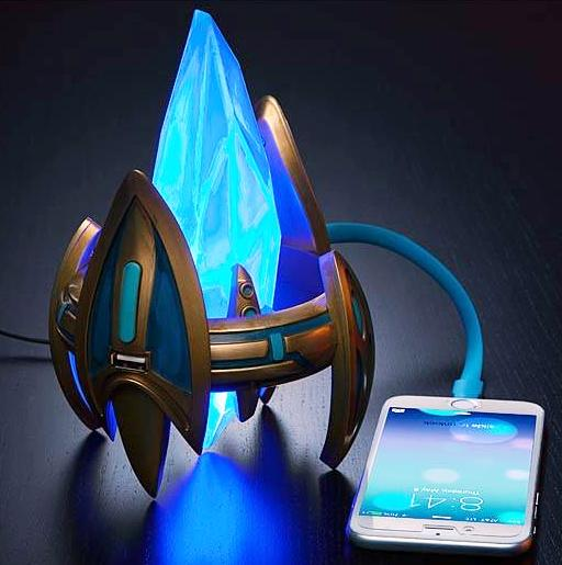 $39.99 Starcraft Protoss Pylon USB Charger