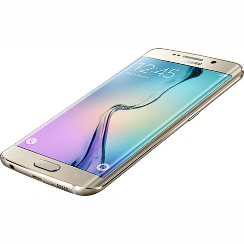 $459.99 Samsung Galaxy S6 Edge G925 128GB Unlocked GSM + Verizon 4G LTE Smartphone