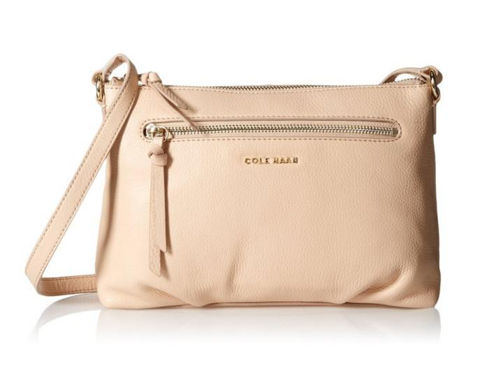 Cole Haan Magnolia Top Zip Cross-Body Bag