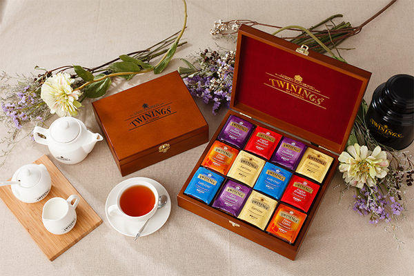 3 Free Twinings Tea Samples