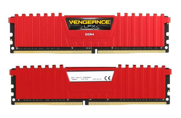 CORSAIR Vengeance LPX 16GB (2 x 8GB) DDR4 3000 Desktop Memory