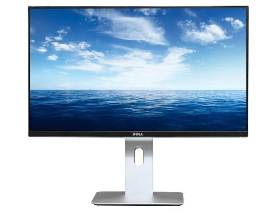 Dell UltraSharp U2414H Black 23.8