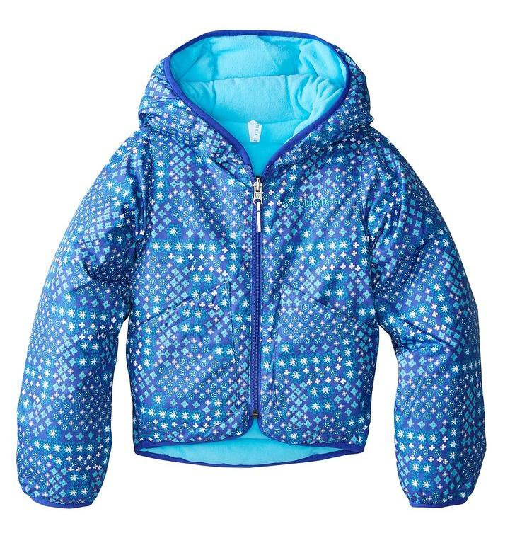 Columbia Girls' Dual Front Jacket