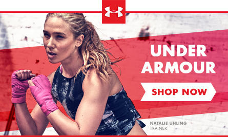 Up to 40% OffUnder Armour On Sale @ Zulily.com