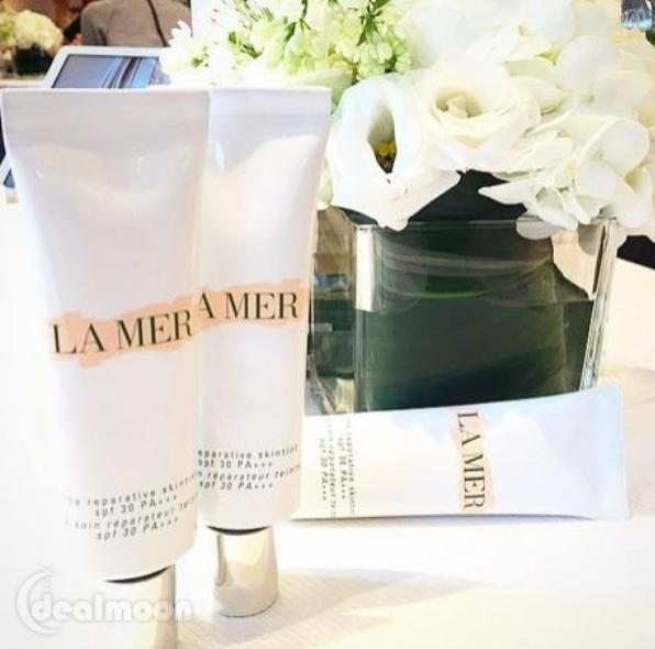 Free Oil Absorbing Lotion Sample With any Order @ La Mer