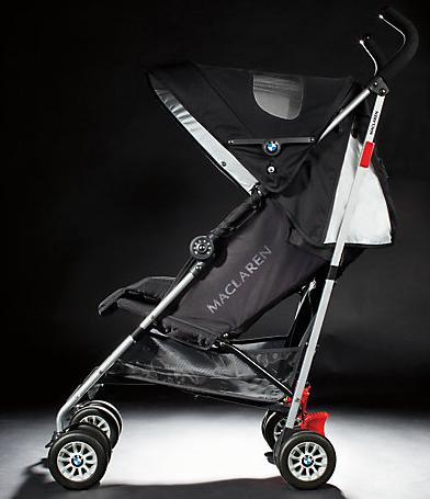 Maclaren BMW Buggy Stroller, Black @ Amazon