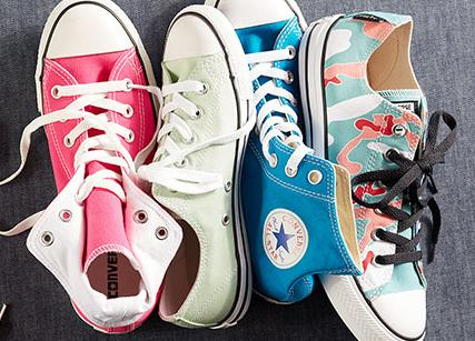 Up to 50% Off Converse Shoes