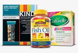 Free $10 Gift Card When You Spend $40 on Health Essentials @ Target.com