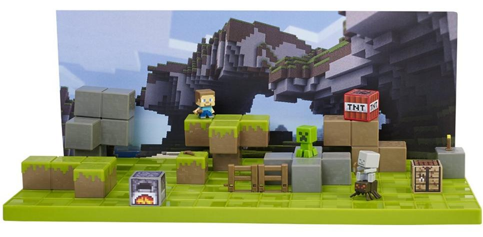 $27.49 Minecraft Stop-Motion Animation Studio