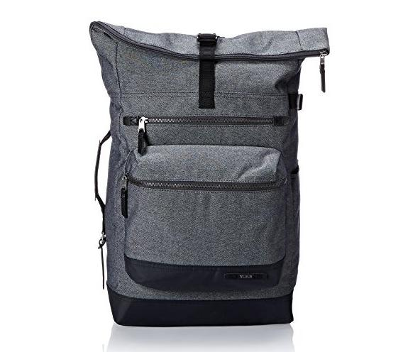 $141 Tumi Dalston Ridley Roll-Top Backpack
