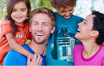 $8 for Kids, $12 for Adults Tees Sale @ disneystore